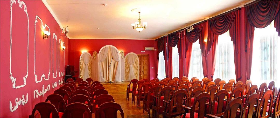 Фотография Малого зала Курской филармонии