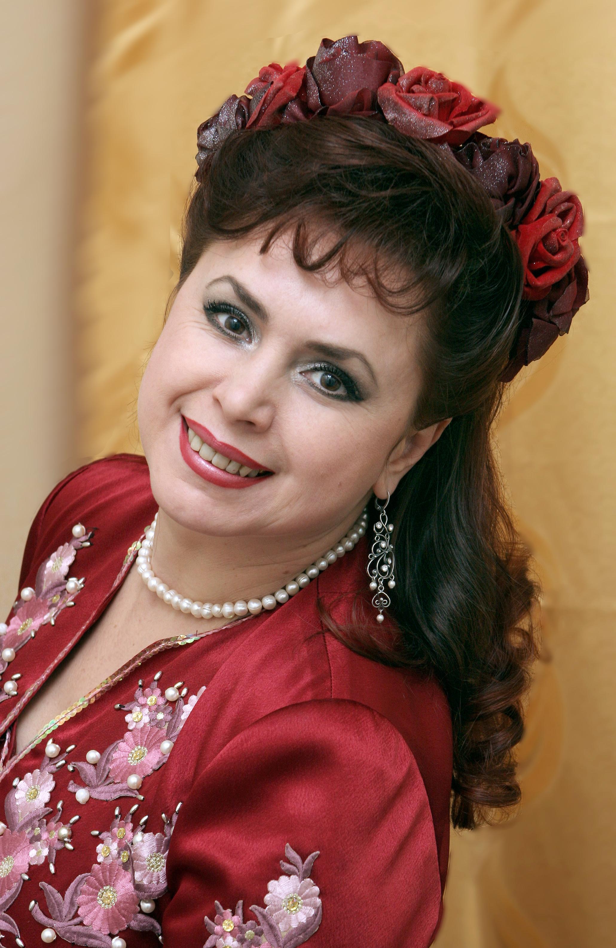 Ольга Чекаданова