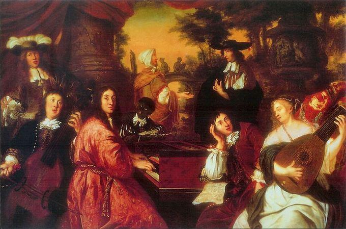Эпоха барокко