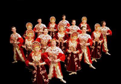 Юбилейный вечер ансамбля танца «Соловьиный край России»