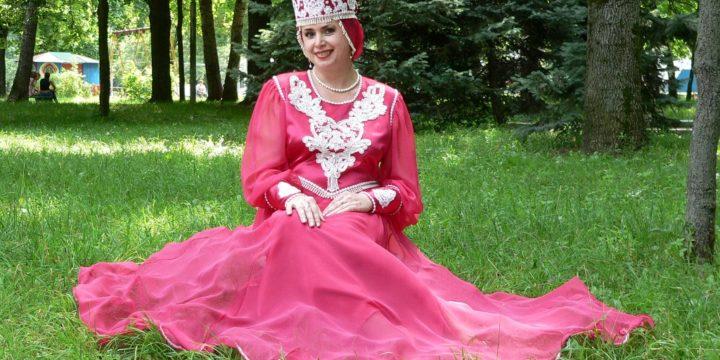 Моя душа прописана в России