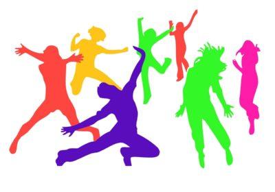 Концерт, посвященный Международному дню танца
