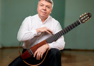 Юбилейный концерт Олега Овчаренко