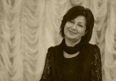 Отпевание Ларисы Васильевны Мандрик состоится 17 февраля в 9:30 в храме Вознесения Господня