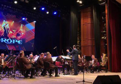 Концерт в Белгородской государственной филармонии